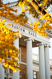 Photo: Bascom Hall
